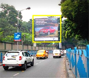 Hoardings in Odisha with Hindusthan Publicity