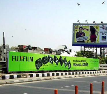 Hoardings Advertising in Guwahati