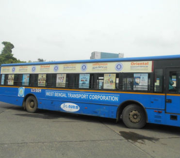 Govt. non AC Bus Branding