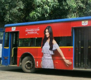 AC Bus Branding