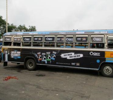 Full Bus Branding