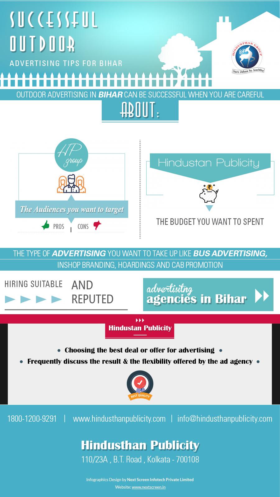 Successful Outdoor Advertising Tips for Bihar