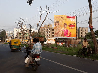 Hoardings in Kolkata