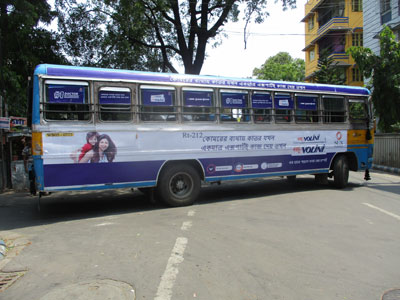 outdoor advertising agency in Kolkata