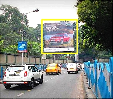 Hoardings in Odisha with Hindustan Publicity